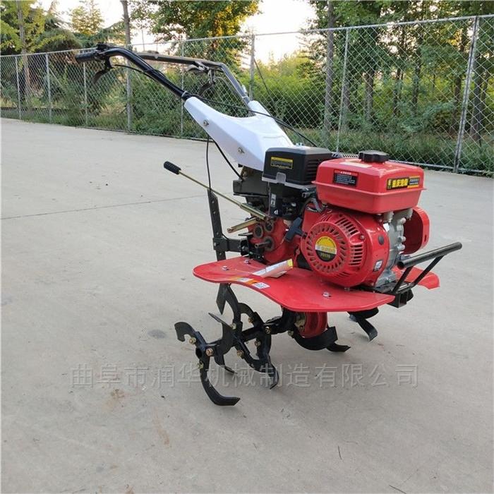 汽油四驅微耕機報價 齒輪傳動多功能旋耕機