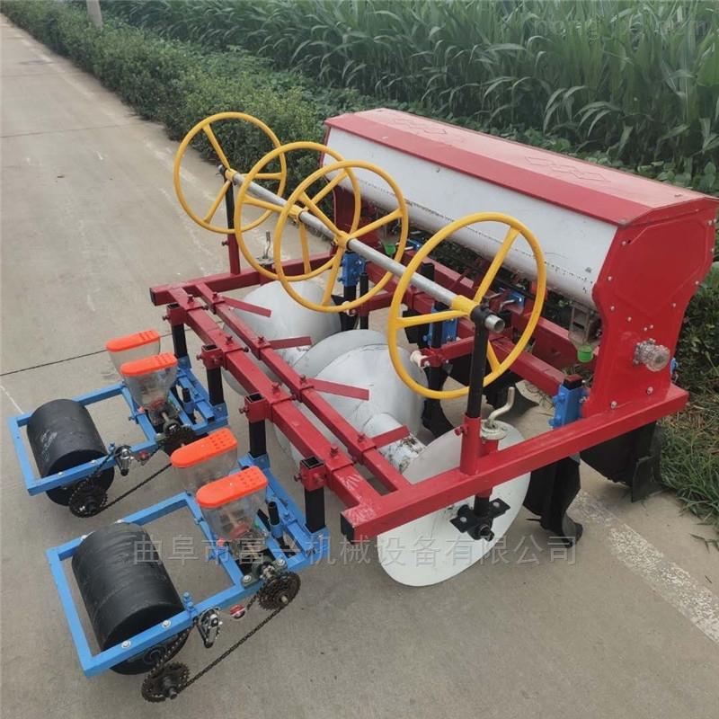蔬菜精量播种机 蒲公英种子精播机图片