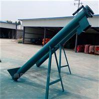 蛟龙颗粒上料钢管提升机 高效率螺旋上料机
