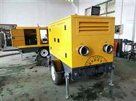 移动式8寸柴油防雨泵站