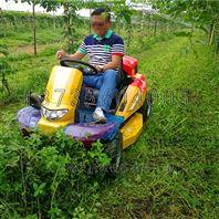 草地打草剪草機四輪割草車乘坐式四驅割草機