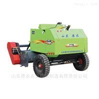 凌海玉米秸秆圆捆机价格提供厂家