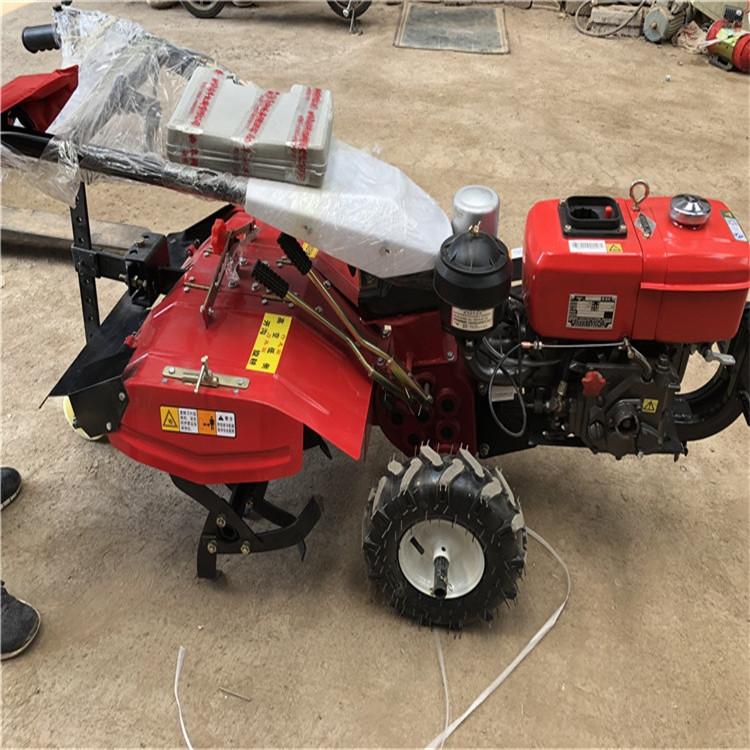 农用大棚旋耕机 背负式除草机 后旋松土机
