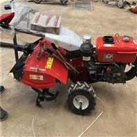 小型松土除草機 農用旋耕機 推式后驅微耕機