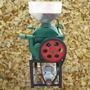 xnjx-02小型高粱大豆玉米挤扁机