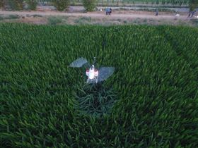 水星一号农用植保无人机