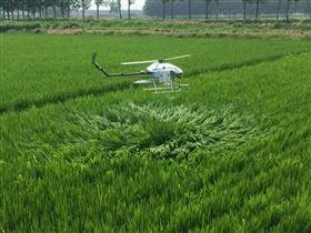 无人喷洒智能农业装备喷药无人直升机