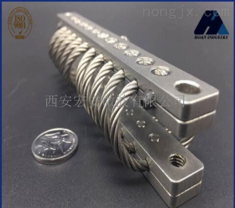 西安宏安工程设备用JGX-0480D-75减震隔振器