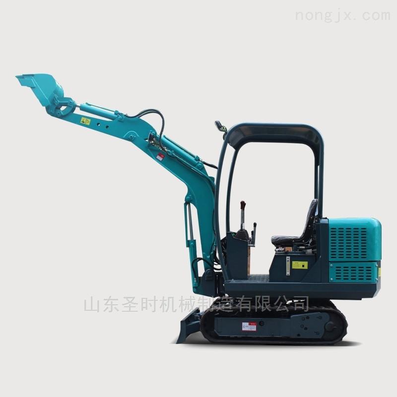 山东迷你小型农用小挖机微型履带式挖掘机