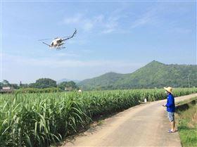 农用无人机CD-15GPS遥控单旋翼植保无人机