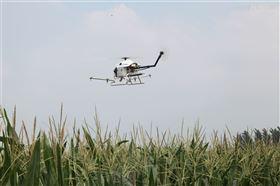 农业油动喷洒无人机