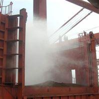 微米级干雾抑尘 煤矿除尘干雾机参数