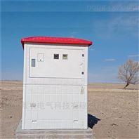 德州微农节水浇灌公用玻璃钢井房