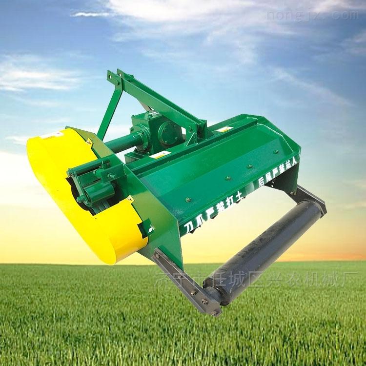 玉米秸秆粉碎还田机图片