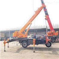 直销五征底盘改装3吨5吨6吨三轮吊车