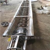 污泥用無軸輸送機  敞口無軸式旋料機Lj1