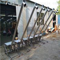 油菜籽用倾斜管式提升机 304材质加料机Lj1