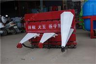 四轮车带割台 割晒机 拖拉机带收割机