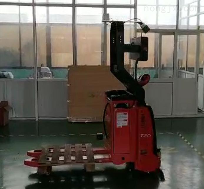 智能叉车机器人