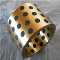 优质高精度轴承固体镶嵌自润滑铜套