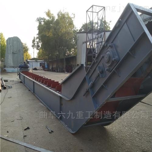 木箱用平板链板输送机 链板机价格 Lj1