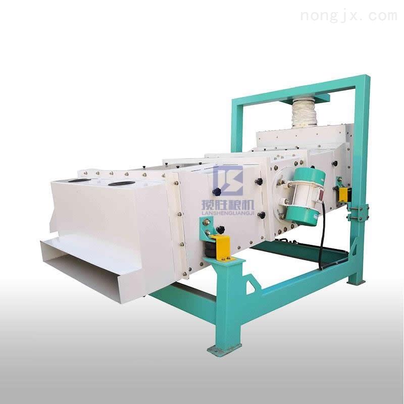 藜麦振动分级筛选机去石机设备