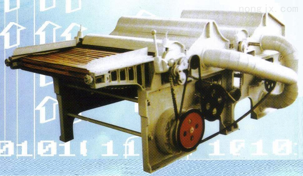 MQT250×1000型双辊清弹机