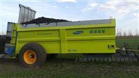 絞龍式農家肥撒播機