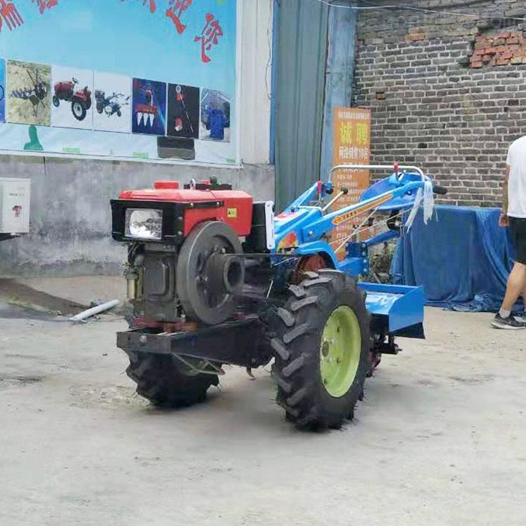 xnjx-12-12马力柴油手扶拖拉机 动力足好操作