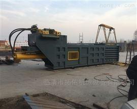 ZYD-120海门市塑料卧式打包机 卧式液压机维修