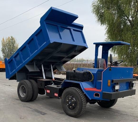 山东厂家BJ-10井下运矿轮式拖拉机动力强劲