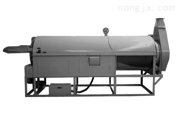 6CST-80 茶叶滚筒杀青机(电铁)