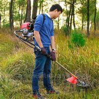 灌木丛杂草汽油割草机 自走式大功率打草机