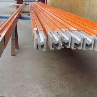 起重机滑线JDC1250A单极滑触线