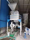 工业盐包装机 小块煤炭定量装袋打包设备