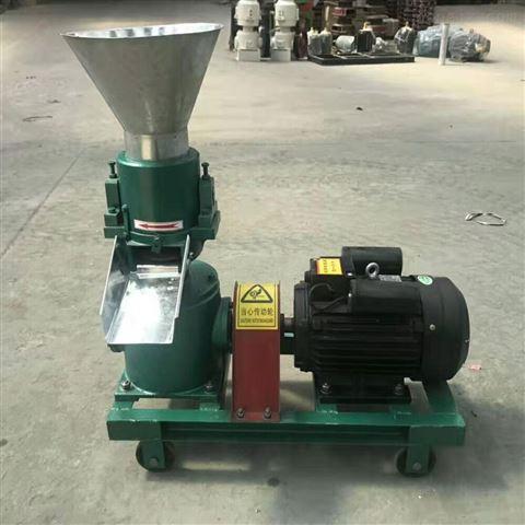 三相电小型羊饲料颗粒机 秸秆草粉制粒机