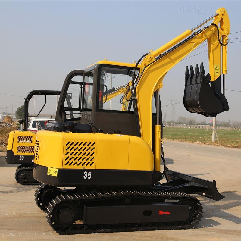 BF13小型挖掘机