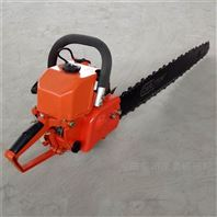 汽油两冲程4.8马力合金链条式挖树机