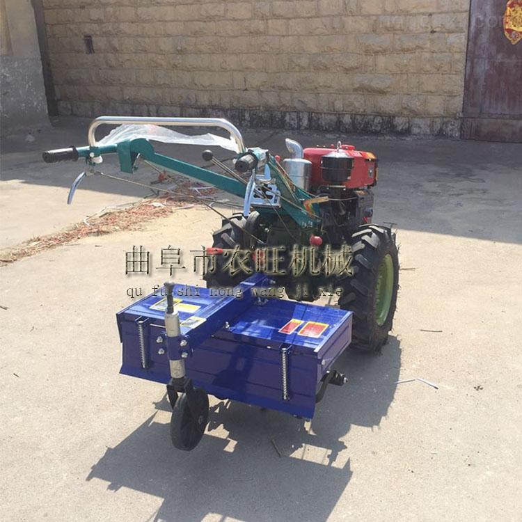 8-18马力手扶拖拉机 农用小型旋耕犁地机