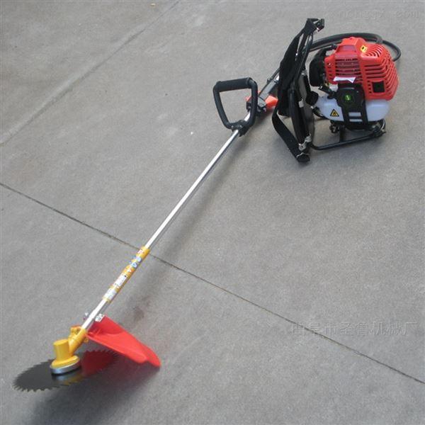云南茶园专用背负式除草机割草机