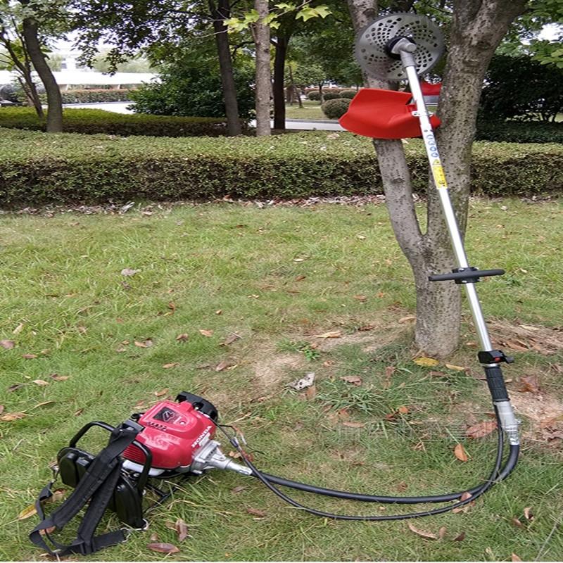 肩背式果园树空割草机