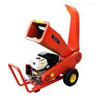 果园树枝破碎机 小型汽油果园碎枝机