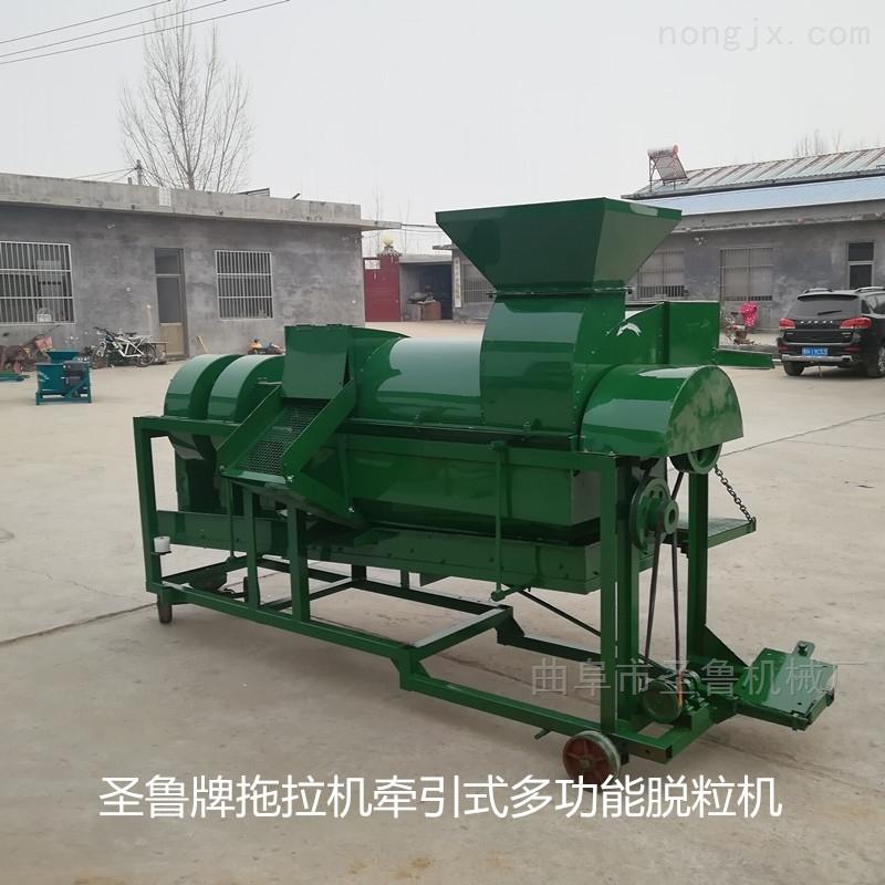 黑龍江綏化大型谷子脫粒機
