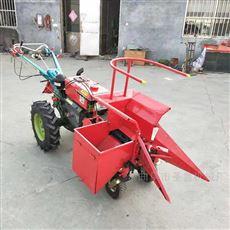 手扶拖拉机玉米收获机