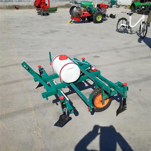 农业种植喷药覆膜机