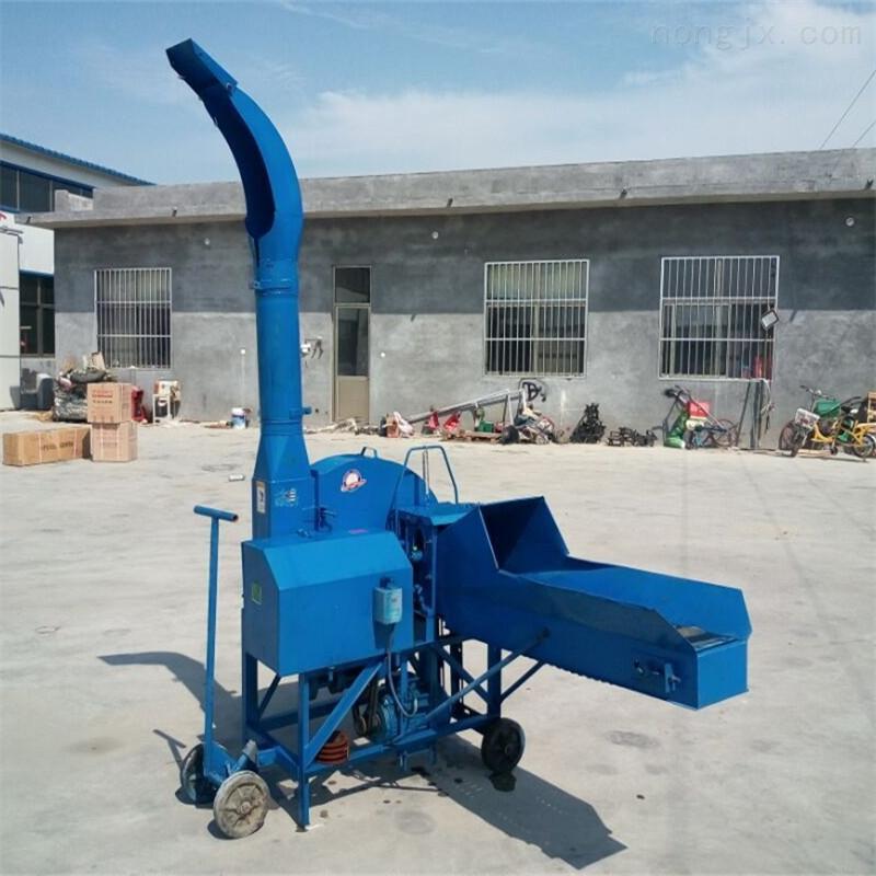 供应大型铡草机 秸秆粉碎机 移动式切草机