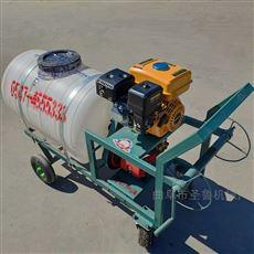 SL DYJ电动遥控喷药机电瓶车带的打药机