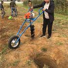 FX-WKJ山坡植树挖坑机 绿化种树打坑钻眼机报价