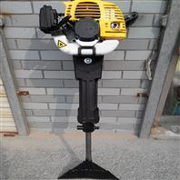 便携式小型汽油挖树机 汽油断根机