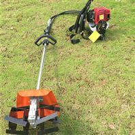 菜园苗圃果园松土机 汽油四冲程割草机